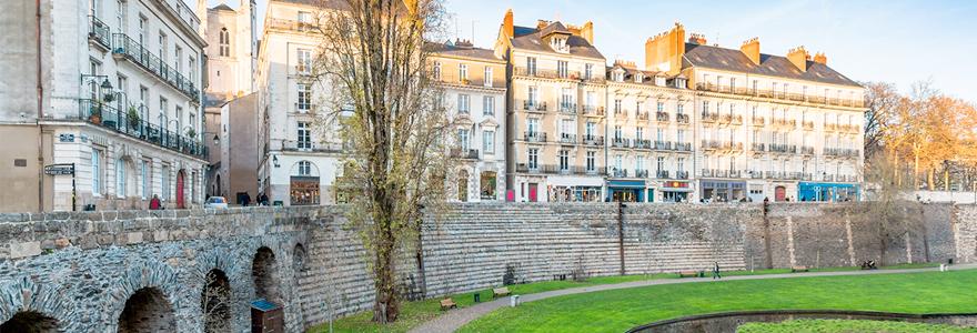 Découvrir Nantes avec son team building